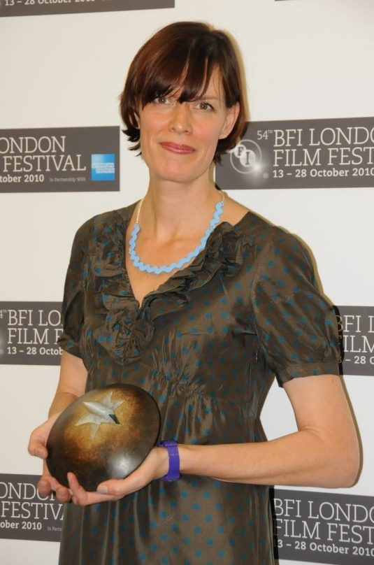 Clio Barnard won two awards for her feature debut The Arbor