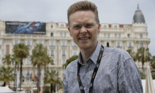 The Urge director Brian Barnes