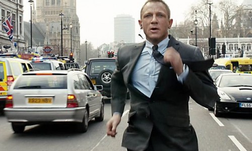 Previous Outstanding British Film winners such, as Skyfall, would be unlikely to qualify in future