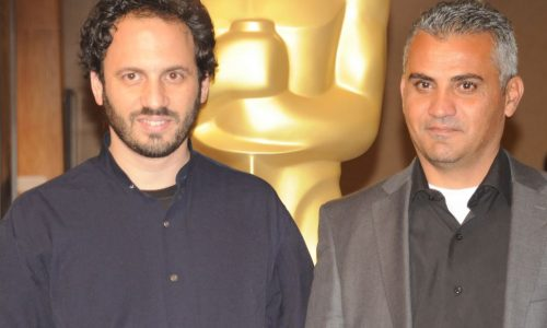 Palestinian farmer Emad Burnat and Israeli director Guy Davidi made 5 Broken Cameras