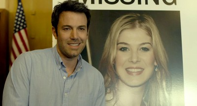 Ben Affleck and Rosamund Pike in David Fincher's adaptation of Gillian Flynn's Gone Girl