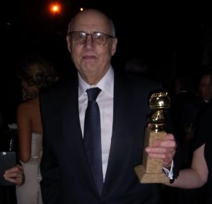 Jeffrey Tambor dedicated his best actor win for Transparent to the whole transgender community