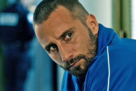 A typically brooding Matthias Schoenaerts in Maryland