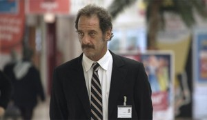 Vincent Lindon's supermarket security guard in The Measure of A Man