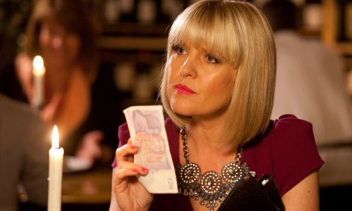 Sky 1 is turning Ashley Jensen's Agatha Raisin from a TV movie into a series