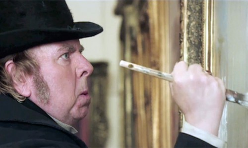 Timothy Spall wins best actor prize for portraying the painter JMW Turner in Mike Leigh's biopic