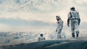 Christopher Nolan's latest Imax spectacular, Interstellar