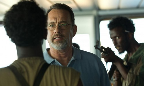 Tom Hanks in one of two strong 2013 performances