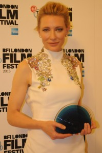 BFI Fellow Cate Blanchett says it's time to move on from debate about gender equality