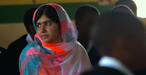 Womens education campaigner Malala Yusafzai