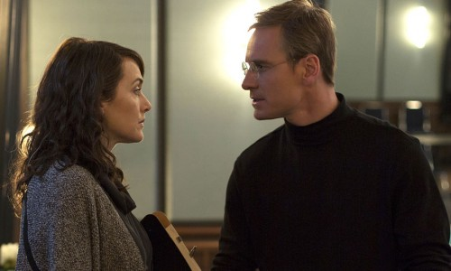 Kate Winslet and Michael Fassbender are Oscar-nominated for Steve Jobs