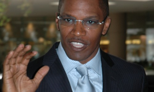 Jamie Foxx won for Ray and was nominated for Collateral in 2005