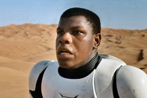 British actor John Boyega was named BAFTA's Rising Star after his role in Special Effects winning Star Wars: The Force Awakens