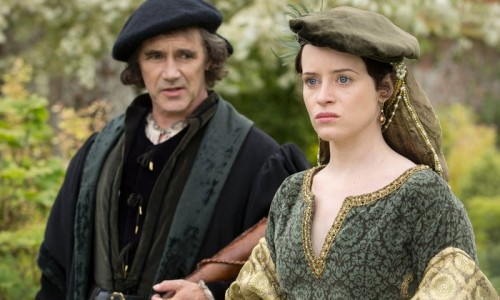 Mark Rylance and Claire Foy are both nominated for Wolf Hall