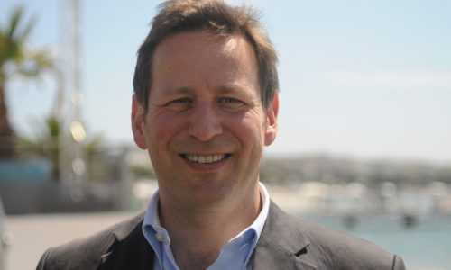 Films minister Ed Vaizey at the UK Film Centre