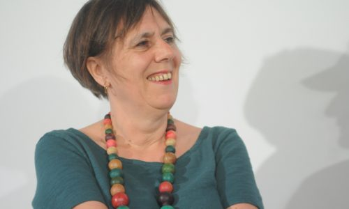 Rebecca O'Brien has been producing Ken Loach's films for nearly 30 years