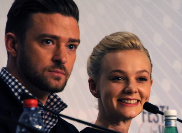 Justin Timberlake and Carey Mulligan play folk-singing couple Jim and Jean