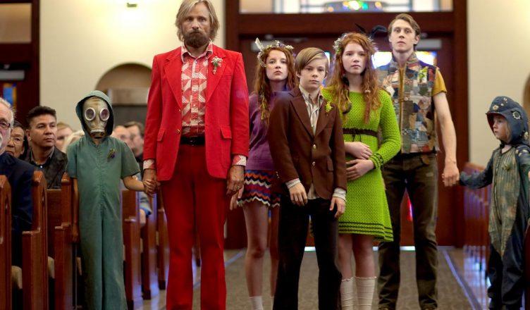 Viggo Mortensen brings his children in from the wild in Captain Fantastic