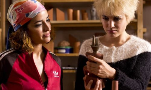 Pedro Almodovar is back in competition with Julieta