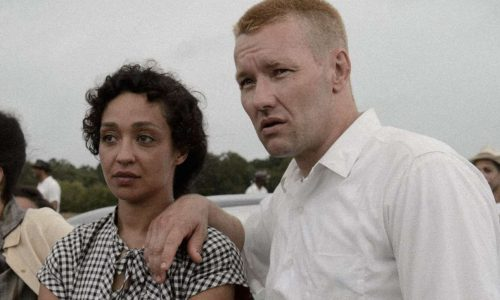 Joel Edgerton and Ruth Negga as the real-life couple whose case made interracial marriage legal in the US