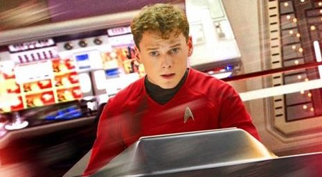Anton Yelchin is best known as Chekov in the latest Star Trek franchise