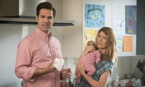 Rob Delaney and Sharon Horgan have written and starred in two series of Catastrophe