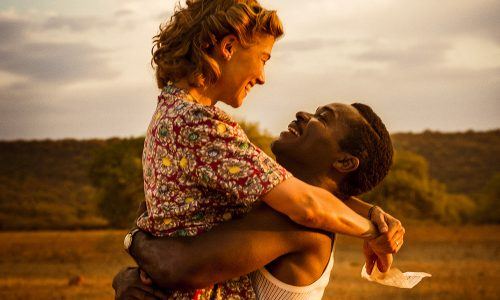 Rosamund Pike and David Oyelowo in Amma Asante's A United Kingdom