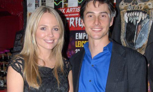 Lara Cox and Ben Seton