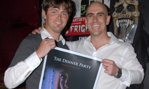 Director Scott Murden and producer Brendan Sloane