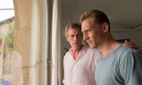 Hugh Laurie and Tom Hiddleston are among The Night Manager's 12 nominations