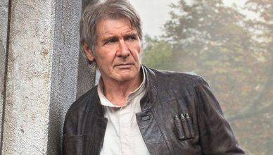 Harrison Ford reprised his role as Han Solo in Star Wars: The Force Awakens
