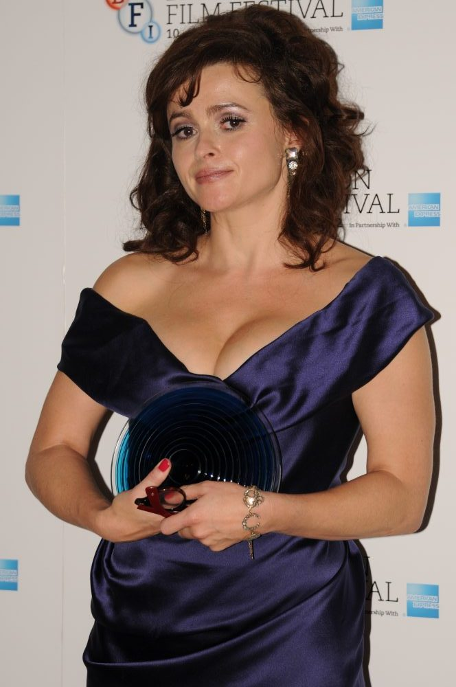 New BFI Fellow, Helena Bonham Carter