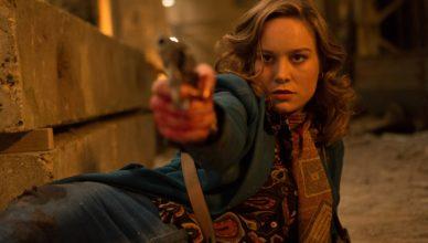 Brie Larson in Ben Wheatley's Free Fire