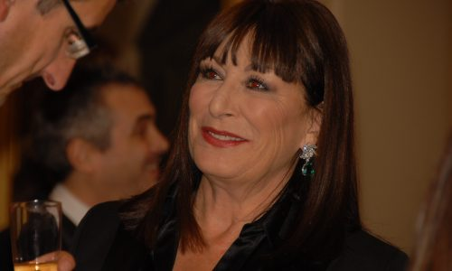 Actress Anjelica Huston chaired the Best Film jury