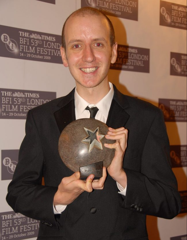 The writer of Scouting Book for Boys, Jack Thorne, was named Best Newcomer