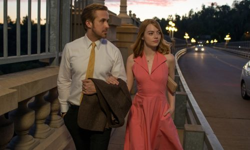 Ryan Gosling and Emma Stone have 2 of La La Land's 11 BAFTA nominations