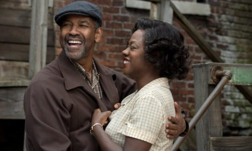 Viola Davis was named BAFTA's Best Supporting Actress for Denzel Washington's Fences