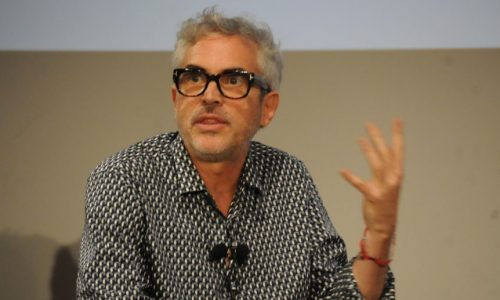 Some directors treat their films like their babies - Alfonso Cuaron treats them like ex-wives