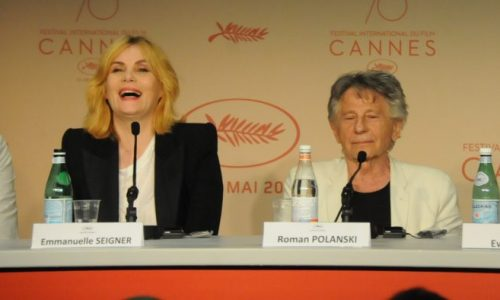 Roman Polanski has never made a film before with two female protagonists.