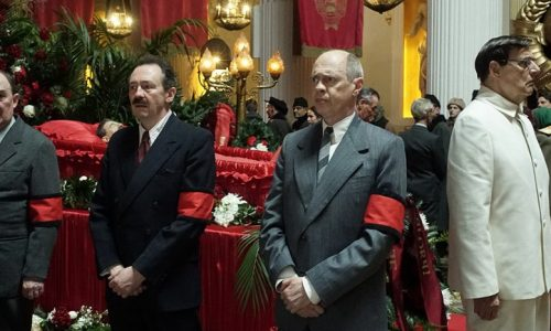 The Death of Stalin is one of the higher profile films among the BIFA nominations.