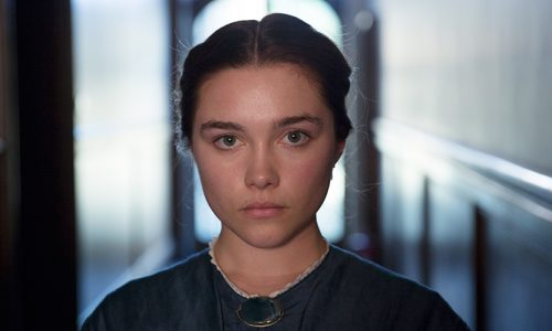 Florence Pugh received one of Lady Macbeth's 15 nominations.