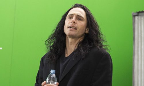 James Franco is nominated for Best Actor in a Comedy for his portrayal of The Room director Tommy Wiseau in The Disaster Artist
