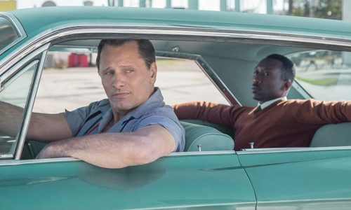 Viggo Mortensen and Mahershala Ali star in Peter Farrelly's Green Book