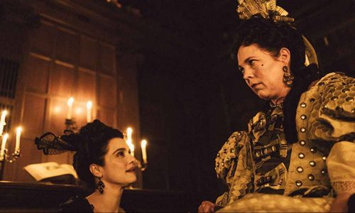 Olivia Colman (right) and Rachel Weisz have two of The Favourite's 13 BIFA nominations